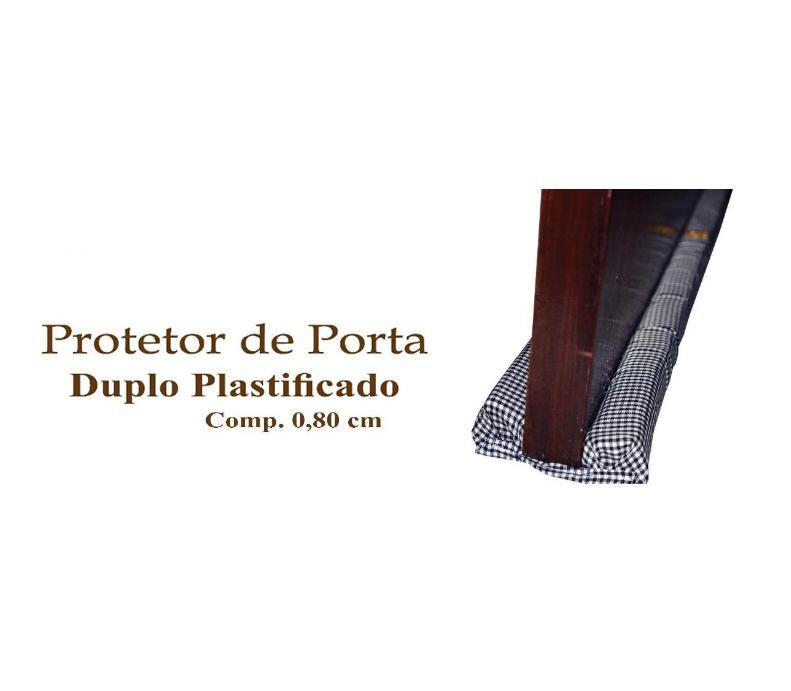 PROTETOR DE PORTA PLASTIFICADO 80CM
