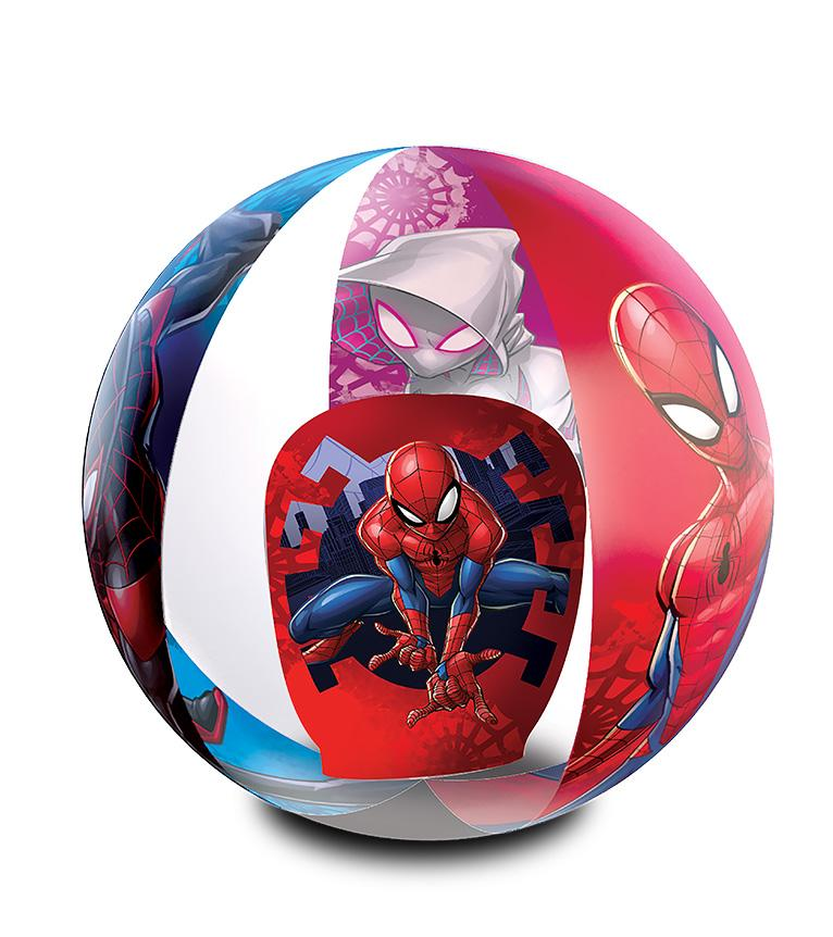 BOLA INFLAVEL SPIDER 3D 40CM