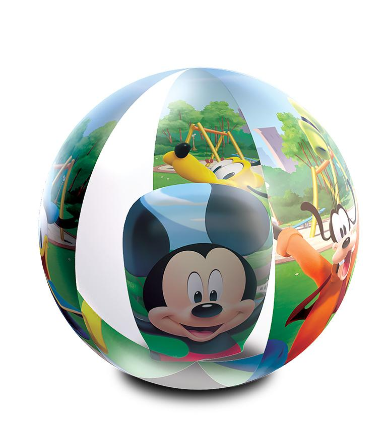 BOLA INFLAVEL MICKEY 3D 40CM
