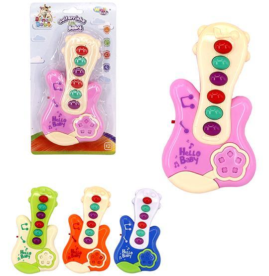GUITARRA MUSICAL BABY