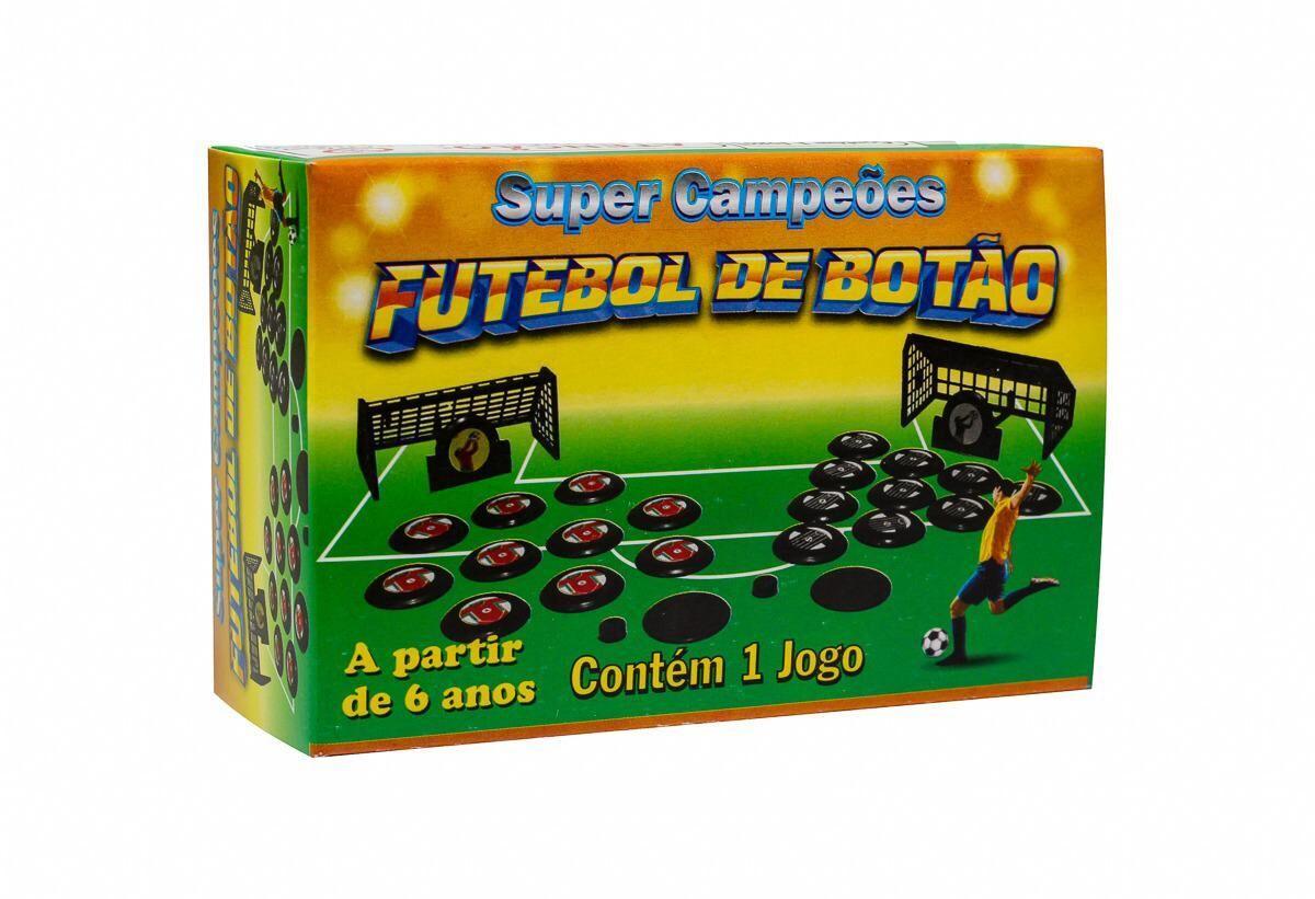 FUTEBOL DE BOTAO C/1 JOGO