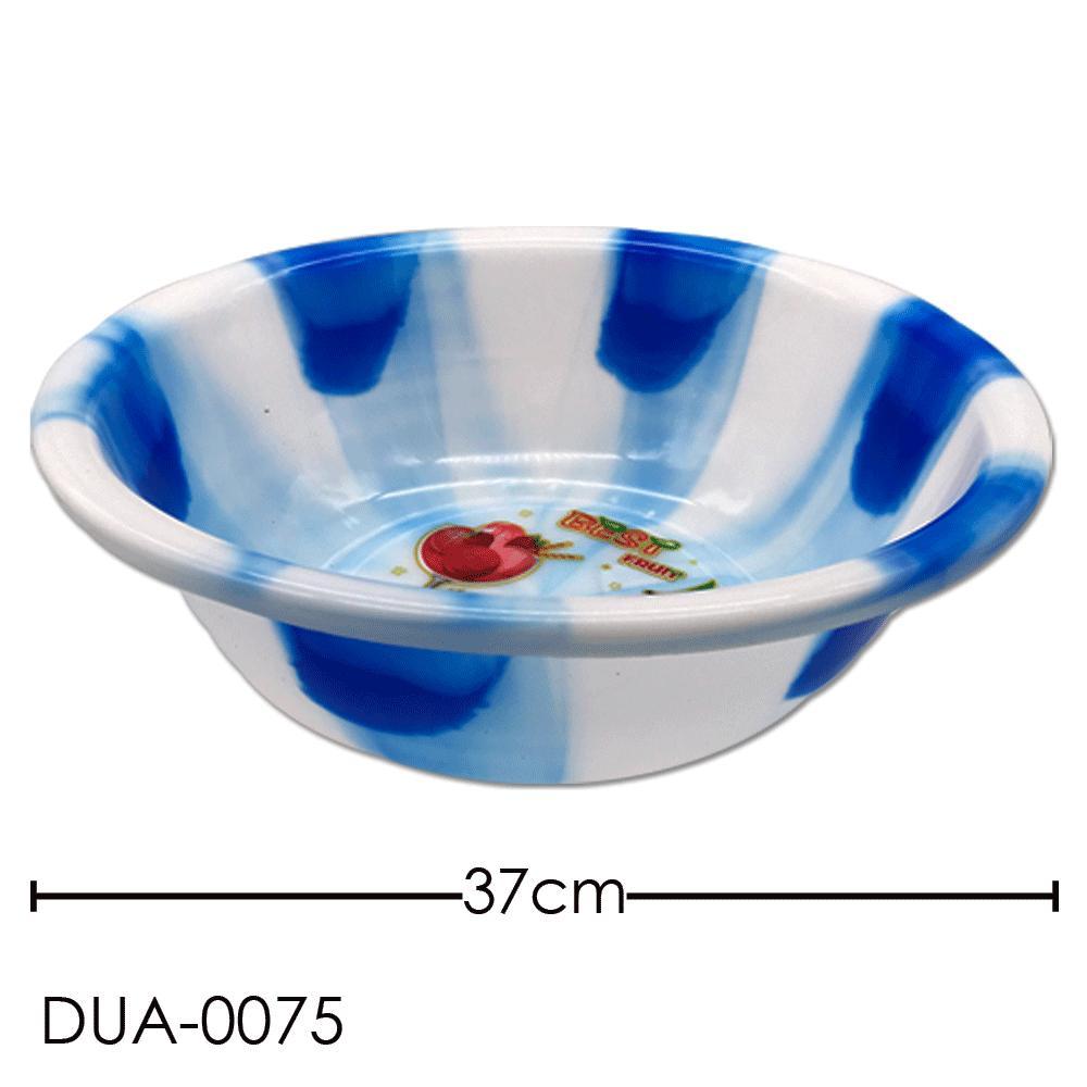 BACIA DE PLASTICO - 37X12CM