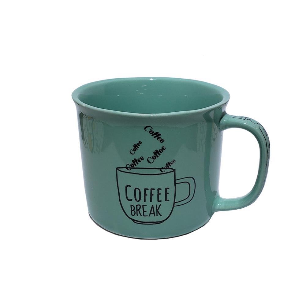CANECA MASTER COFFEE VERDE 280ML