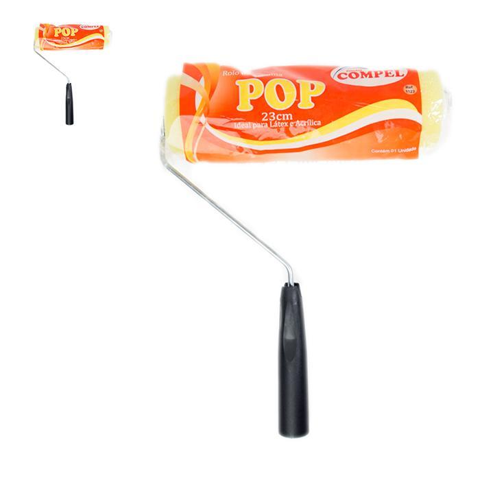 ROLO DE ESPUMA 23CM POP C/CABO