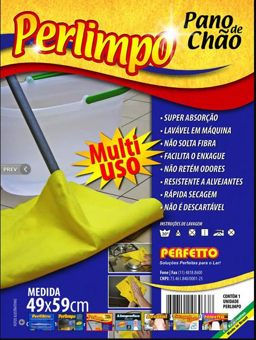 PERLIMPO CHAO
