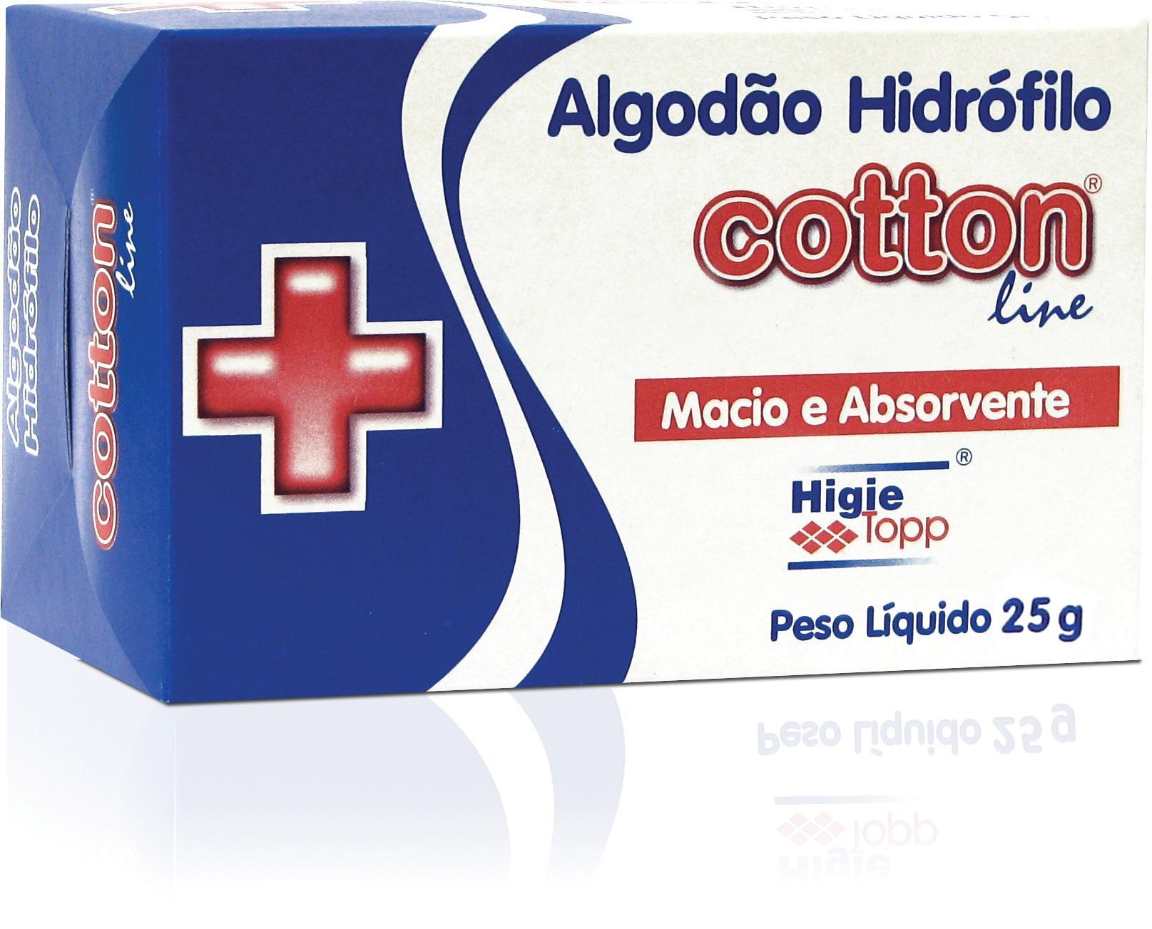 ALGODAO CAIXINHA 25GR