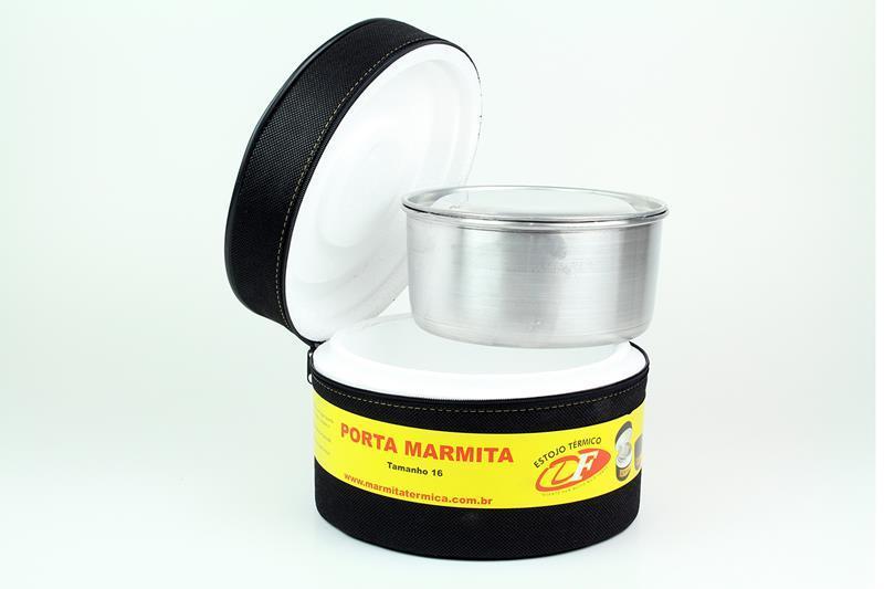 MARMITA TERMICA REDONDA N.16