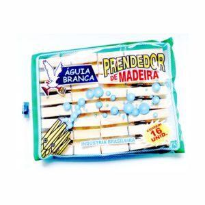 PRENDEDOR MADEIRA C/16 UN