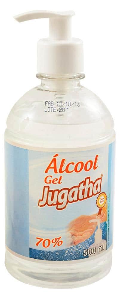 ALCOOL GEL 500GR