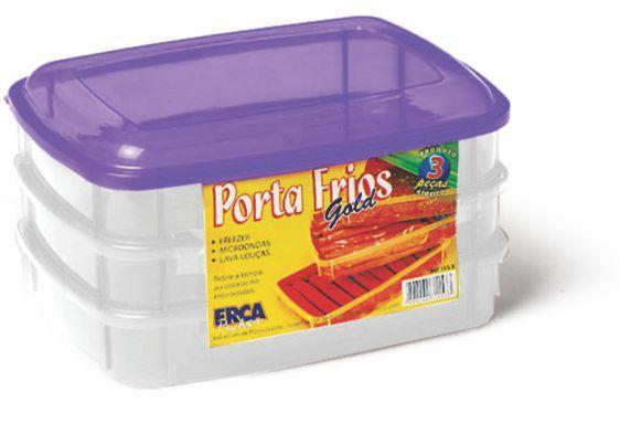 PORTA FRIOS GOLD C/3 UN
