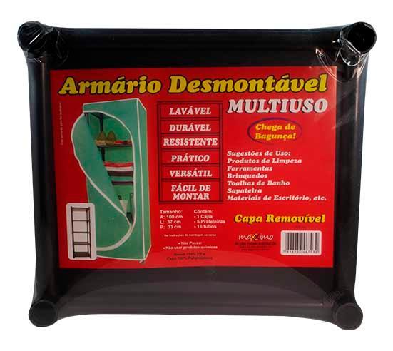 ARMARIO DESMONTAVEL MULTIUSO