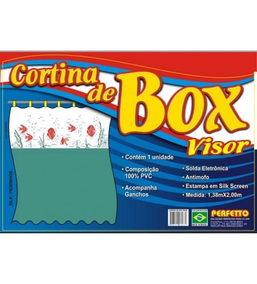 CORTINA BOX VISOR PEIXINHO
