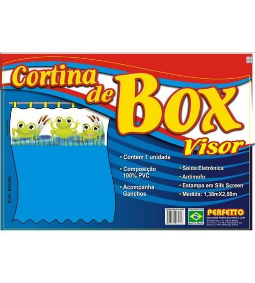 CORTINA BOX VISOR SAPINHO
