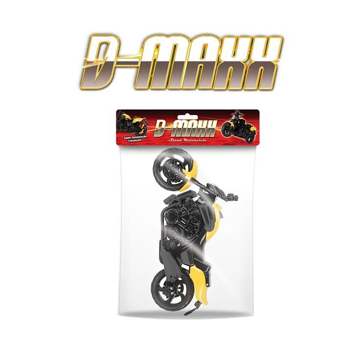 MOTO D-MAX STAND SOLAPA