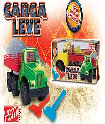 CAMINHAO CARGA LEVE C/ACESS