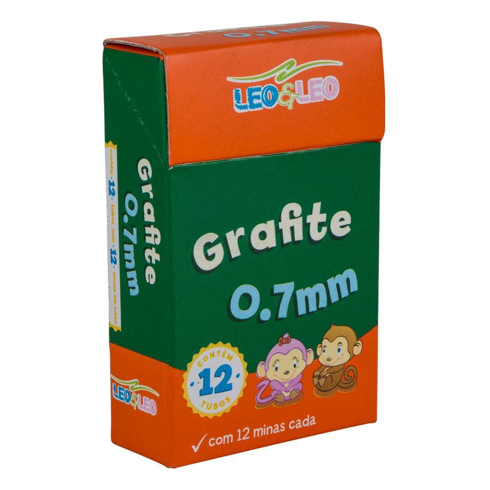 MINA DE GRAFITE 0.7MM C/12 MINAS