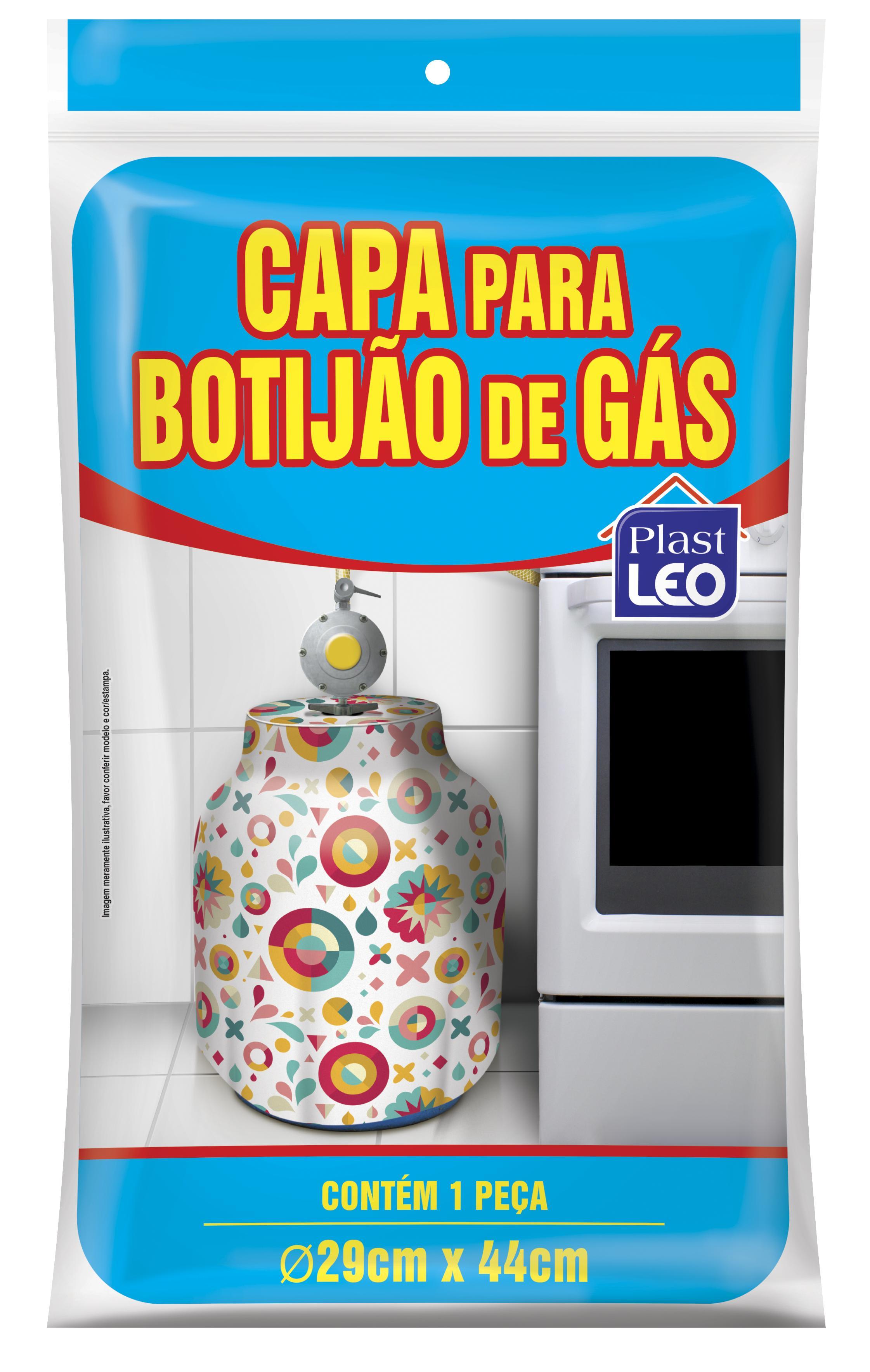 CAPA BOTIJAO GAS