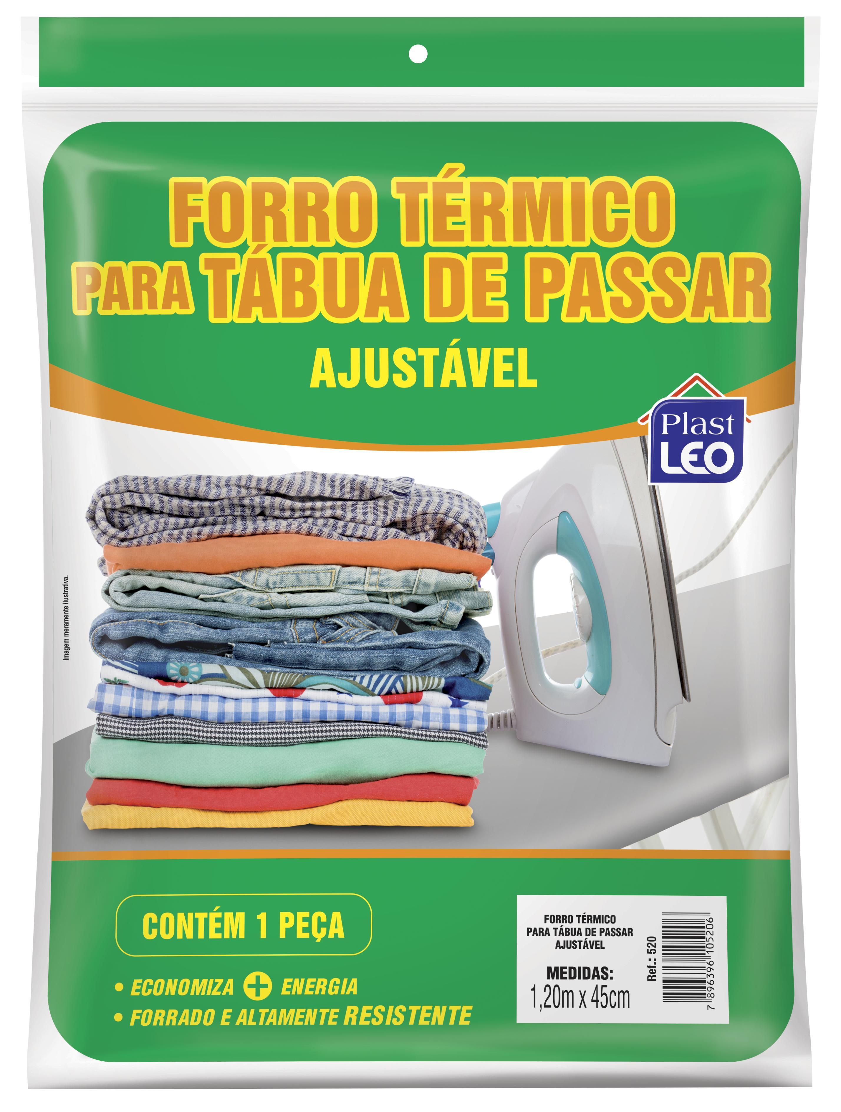 FORRO TERMICO C/ESPUMA 45CMX1,20M