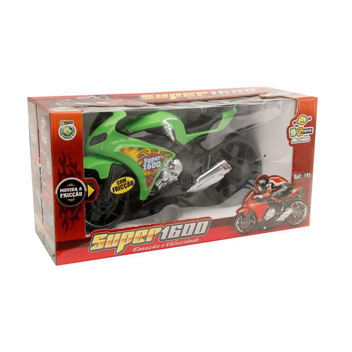 MOTO SUPER 1600