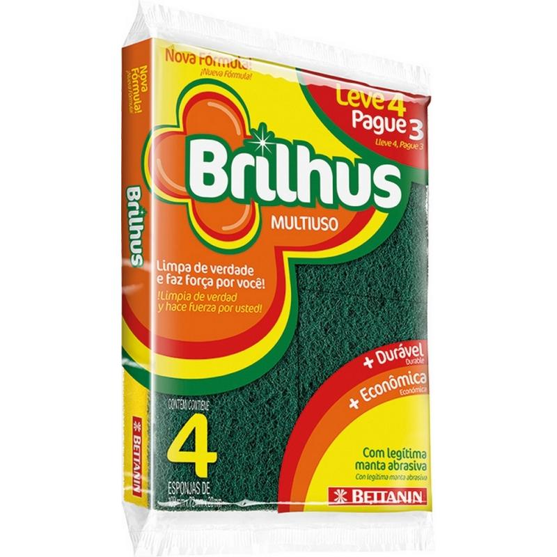 ESFREBOM BRILHUS C/4 UN