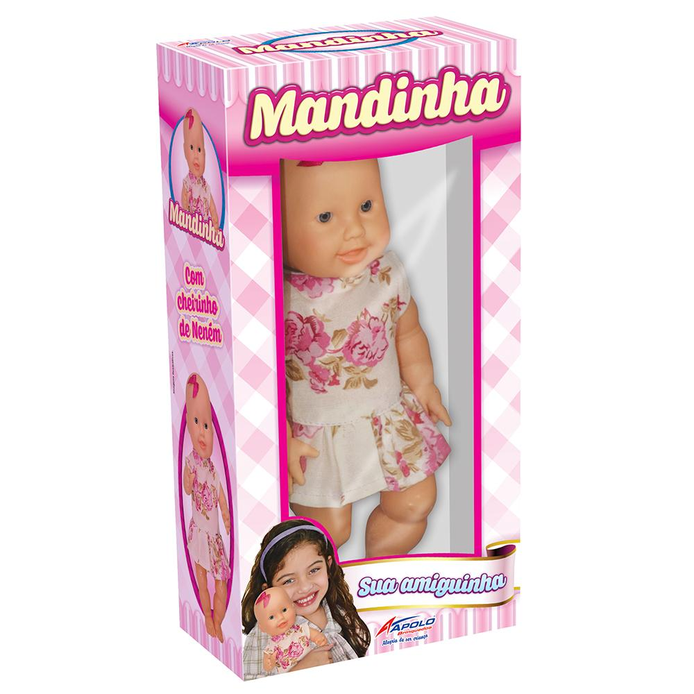 BONECA MANDINHA
