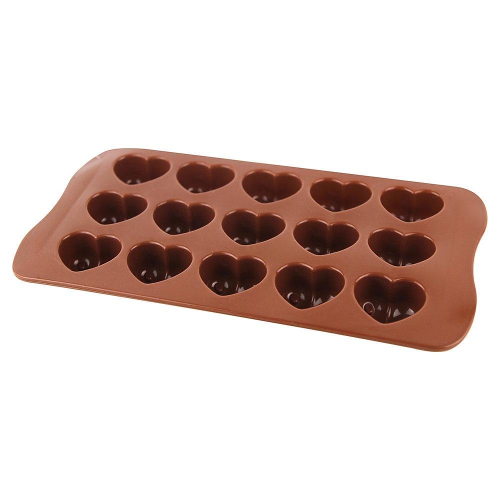 FORMA DE CHOCOLATE 21,2X10,5CM C/1 UN