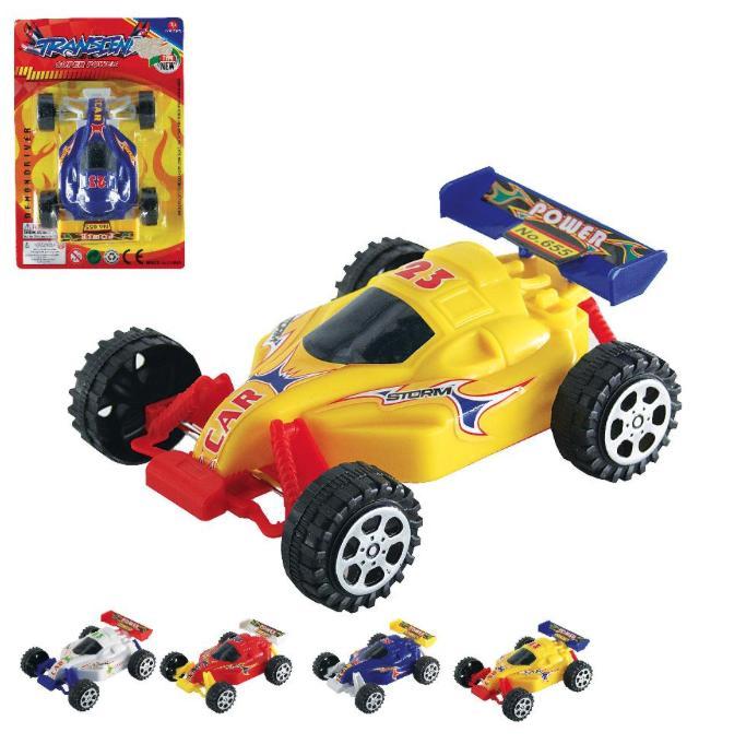 CARRO A FRICCAO F1