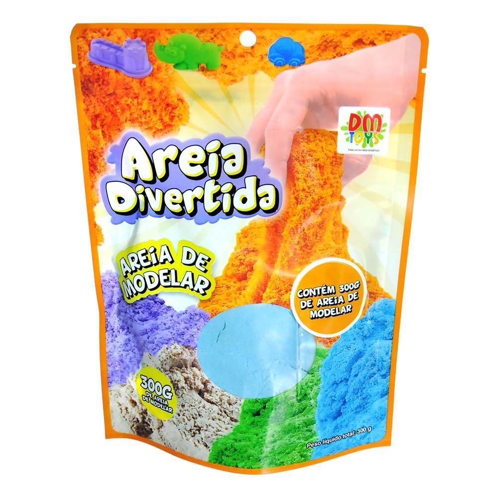 AREIA DIVERTIDA REFIL 300GR