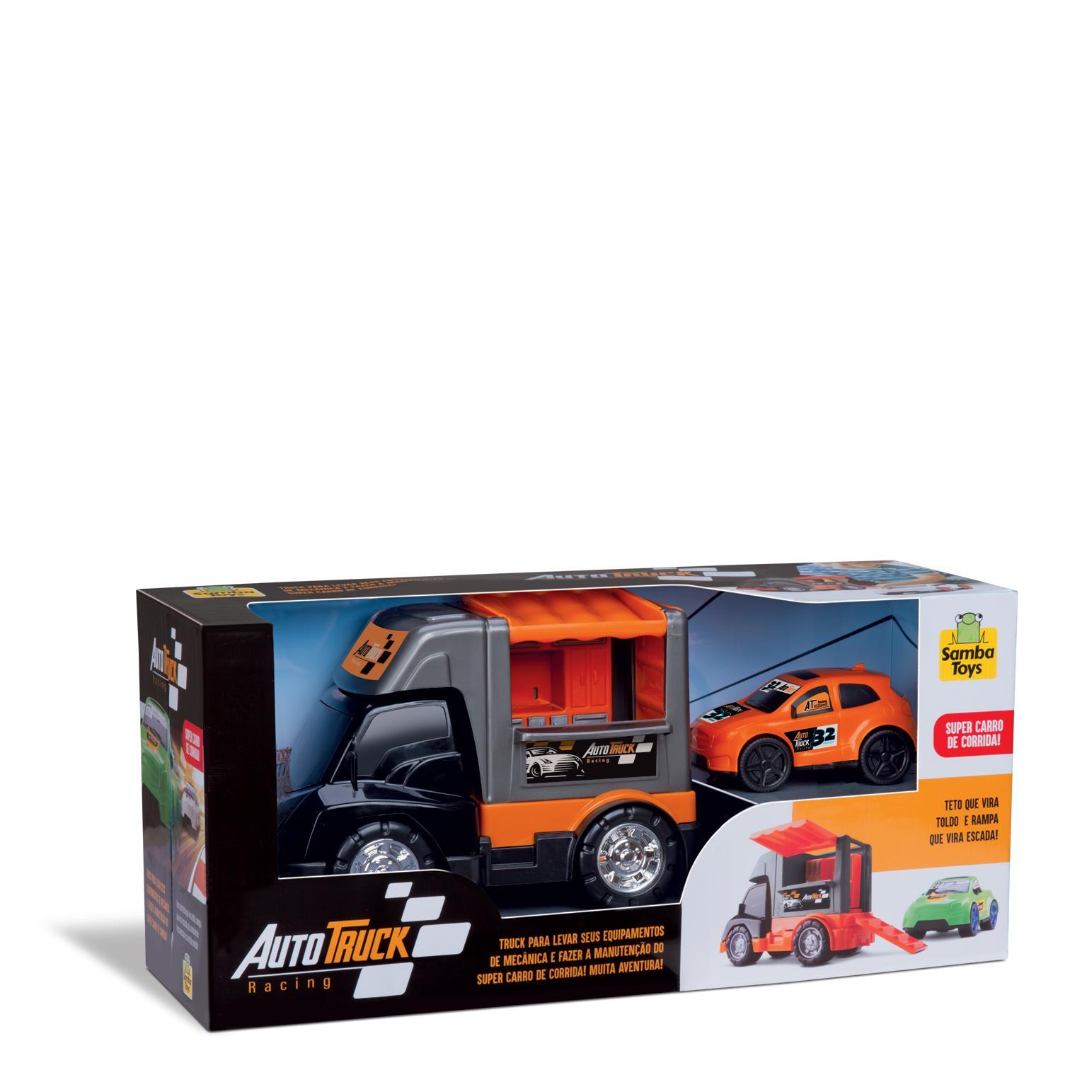 AUTO TRUCK RACE