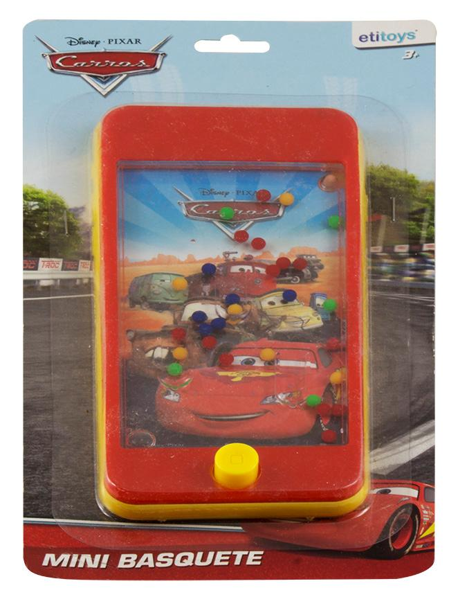 JOGO AQUATICO BASKET MINI CARS
